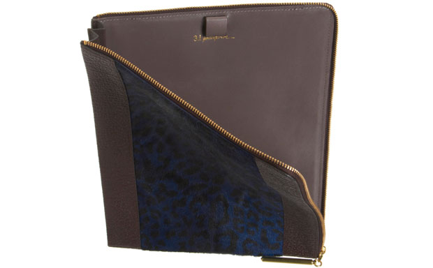 3.1 Phillip Lim Leopard Printed iPad Case screenshot