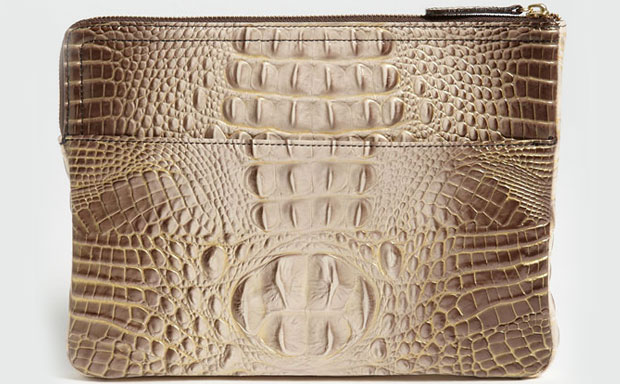 Brahmin Tablet Clutch review