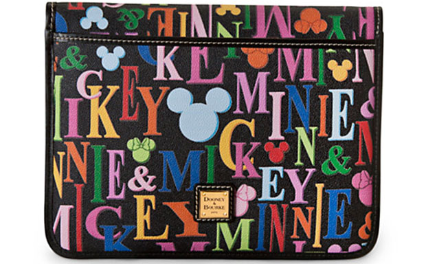 Disney x Dooney & Bourke Mickey and Minnie Mouse Rainbow iPad Case review
