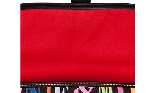 Mickey and Minnie Mouse Rainbow iPad Case from Disney x Dooney & Bourke