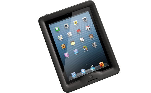 Hammacher Schlemmer Waterproof iPad Case