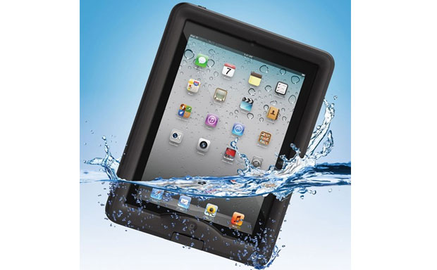 Hammacher Schlemmer Waterproof iPad Case screenshot