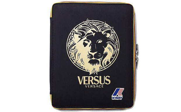 K-Way x Versus iPad Cover