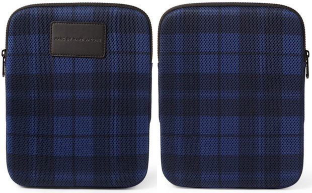 Marc Jacobs Plaid Tablet Case