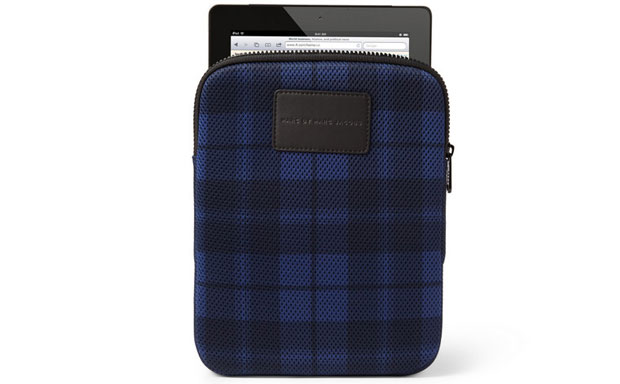 Plaid Tablet Case from Marc Jacobs