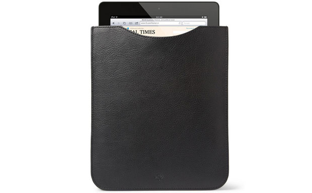 Mulberry iPad Case screenshot