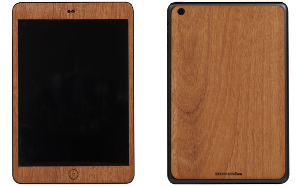 Woodchuck Mahogany Wood Skin review