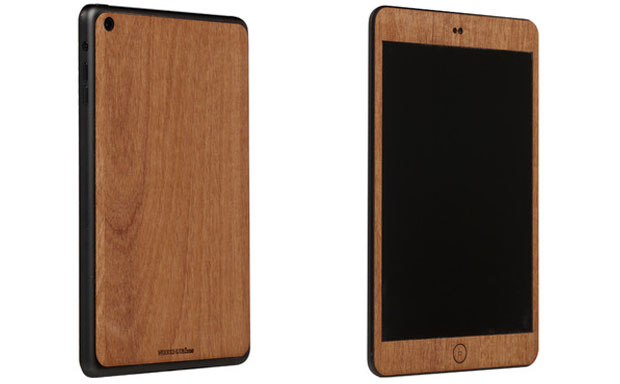 Woodchuck Mahogany Wood Skin screenshot