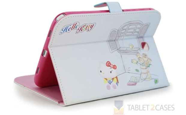 Hello Kitty Themed Folio review