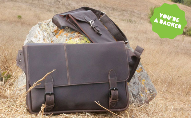 Interpid Bags Journeyman and Lillium