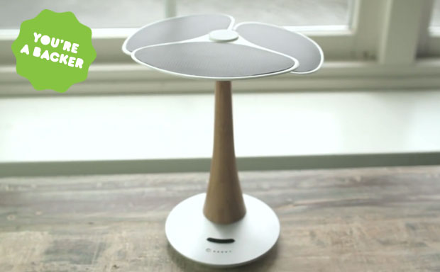 XD Design Ginkgo Solar Tree