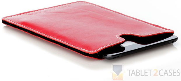 GermanMade iPad Mini Leather Sleeve