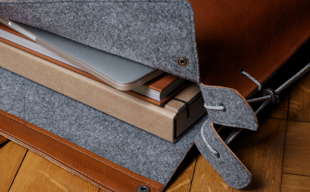 Work Satchel from Hard Graft review