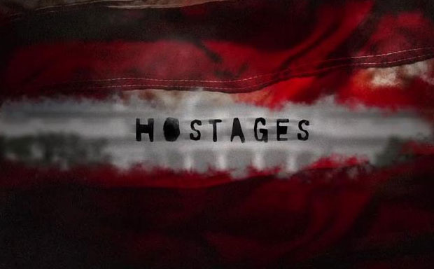 Hostages iPad folio