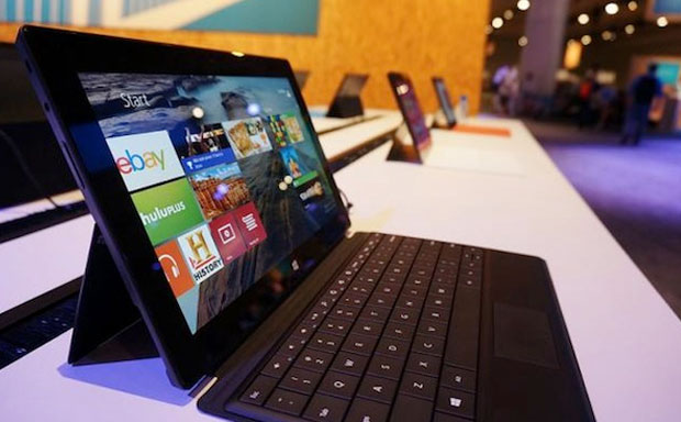 Microsoft Surface Power Cover screenshot