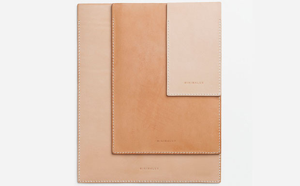 Minimalux iPad Sleeve