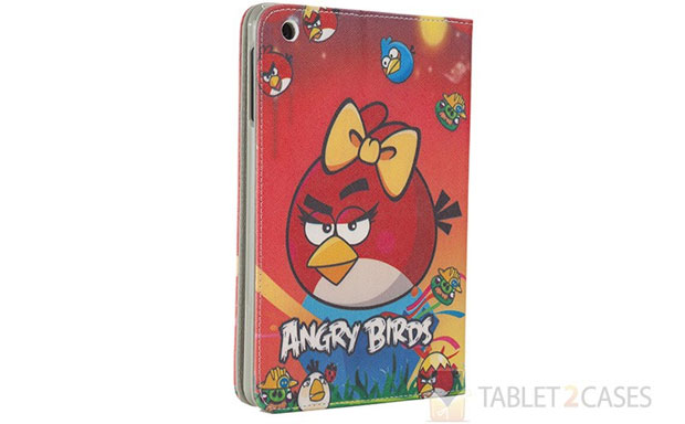 Angry Birds iPad Mini Folio review