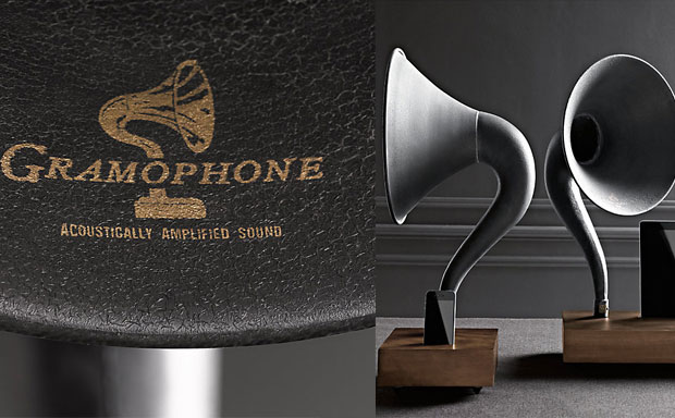 Restoration Hardware Gramophone review