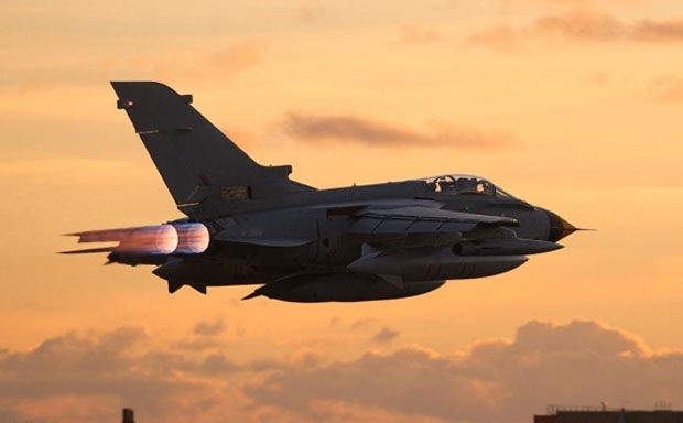 RAF uses 3D-printed parts for Tornado jets