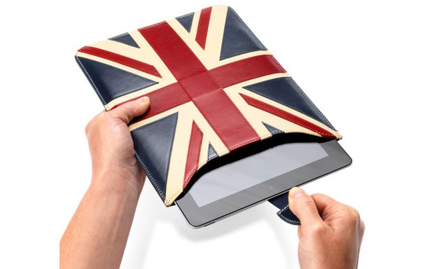 Aspinal Brit iPad Sleeve review