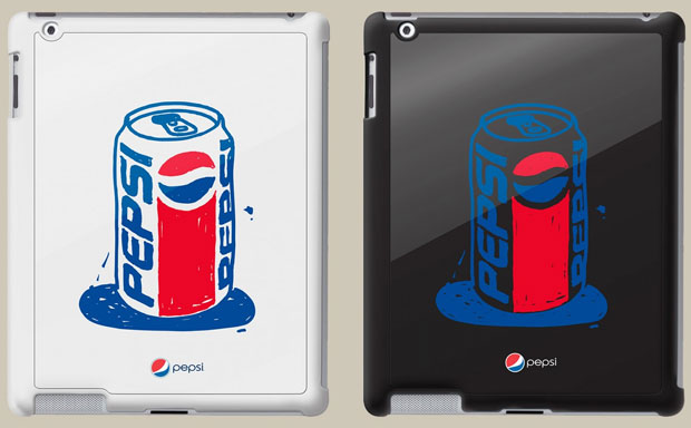 Pepsi Sketchy iPad Case