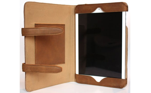 Saddleback Leather iPad Case screenshot
