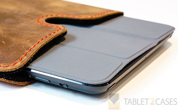 GermanMade iPad Air Leather Sleeve review