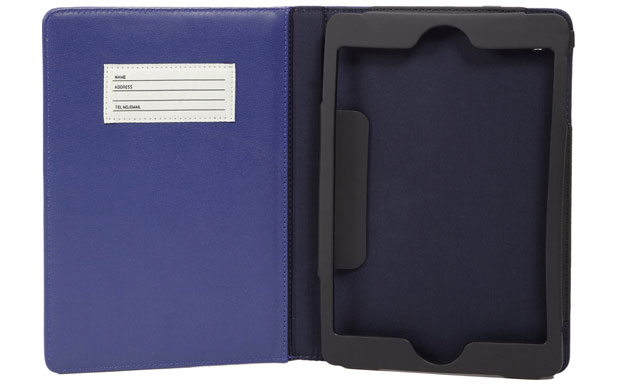 Jack Spade Leather Mini Tablet Case review