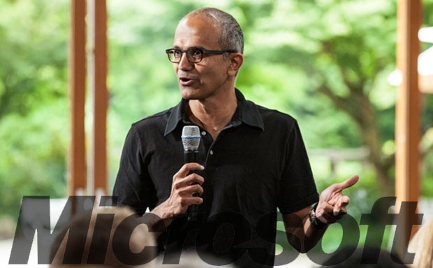 New Microsoft CEO