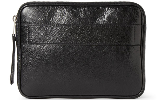 Balenciaga Textured-Leather iPad Mini Case review
