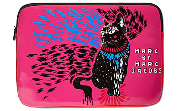 Marc Jacobs Animal Coated Tablet Sleeve