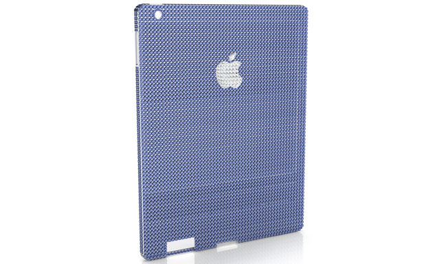 Natural Sapphire Company Sapphire and Diamond iPad Mini Case