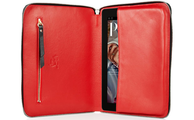 Christian Louboutin Studded Leather iPad Case review