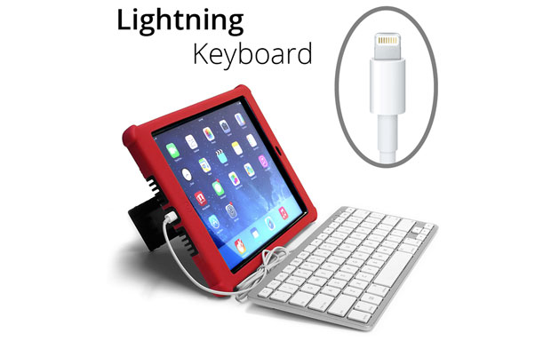 iGear iPad Wired Keyboard