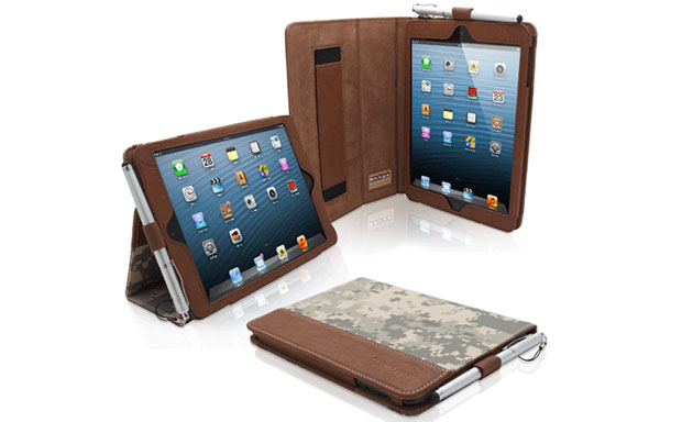 Snugg iPad Mini Case Cover and Flip Stand