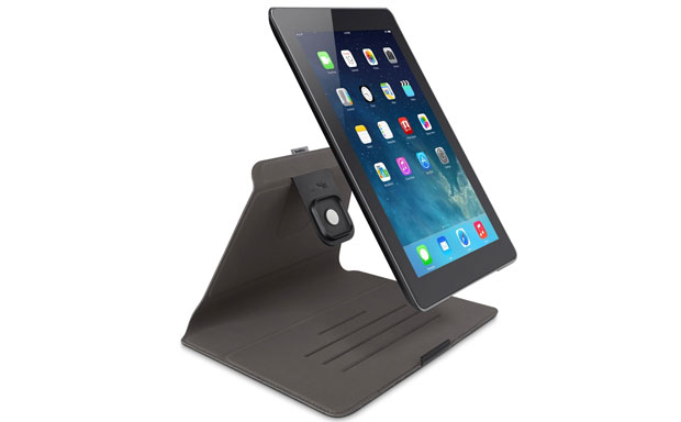 Two cases in one: tablet folio with integrated stand or tablet shell – the FreeStyle from Belkin