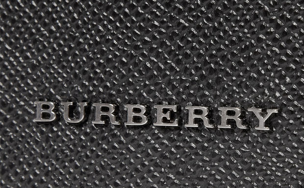 Burberry Textured-Leather Cover pic
