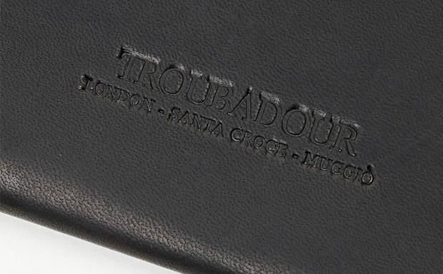 Troubadour Leather Holder pic