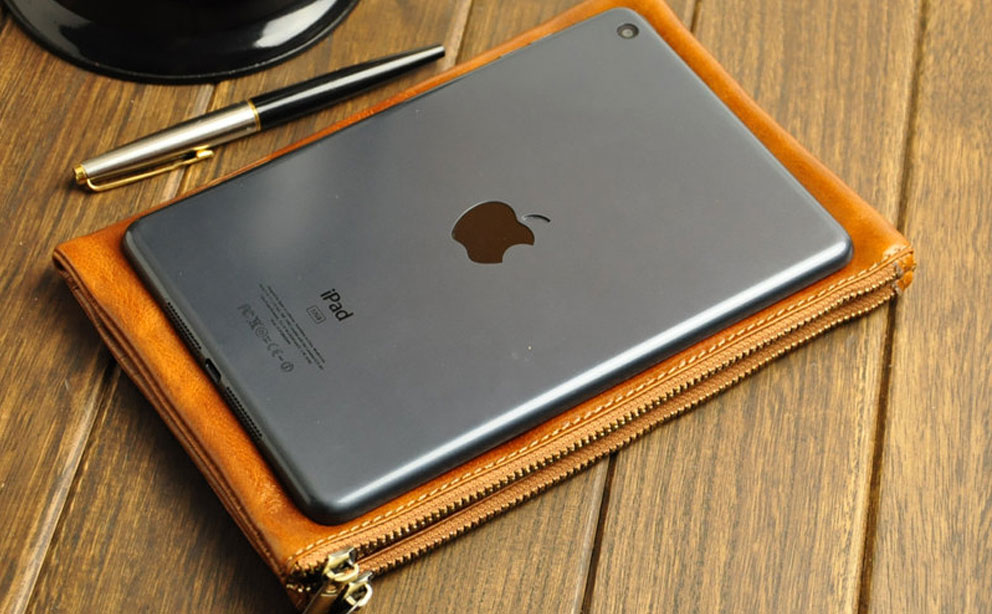 Xleather iPad Mini Sleeve image