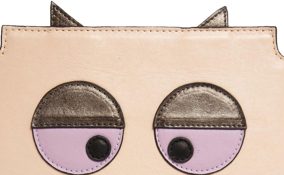 ASOS iPad Case With Ears and Monster Face image