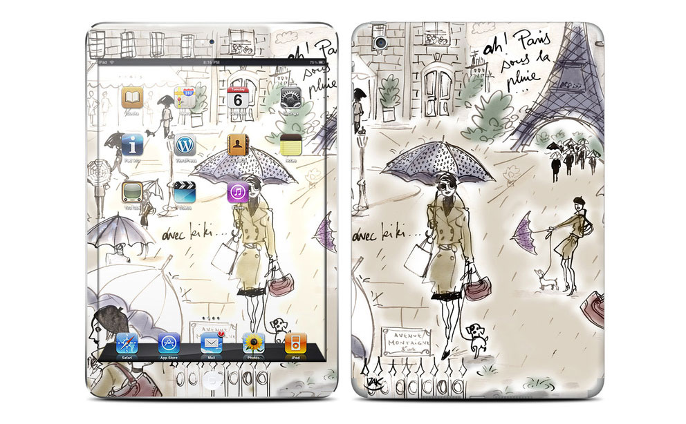 DecalGirl iPad Mini Skins