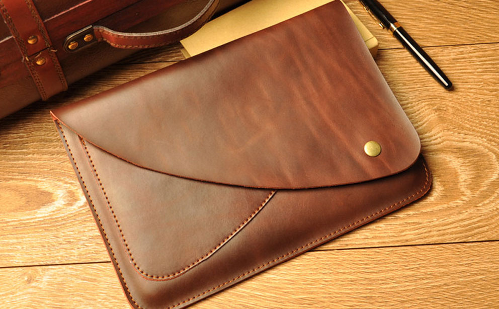 iProLeather Leather iPad Case