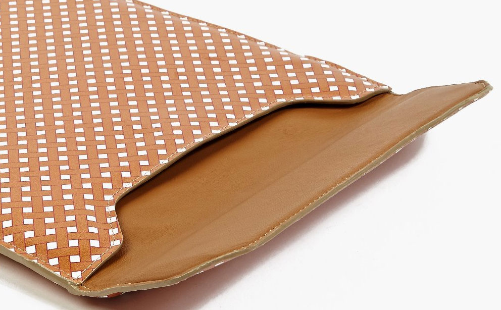 Nat Boyd Leather iPad Case  review