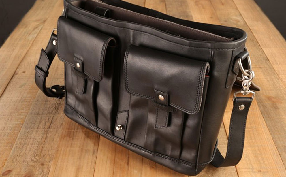 Pad & Quill The Attache Bag