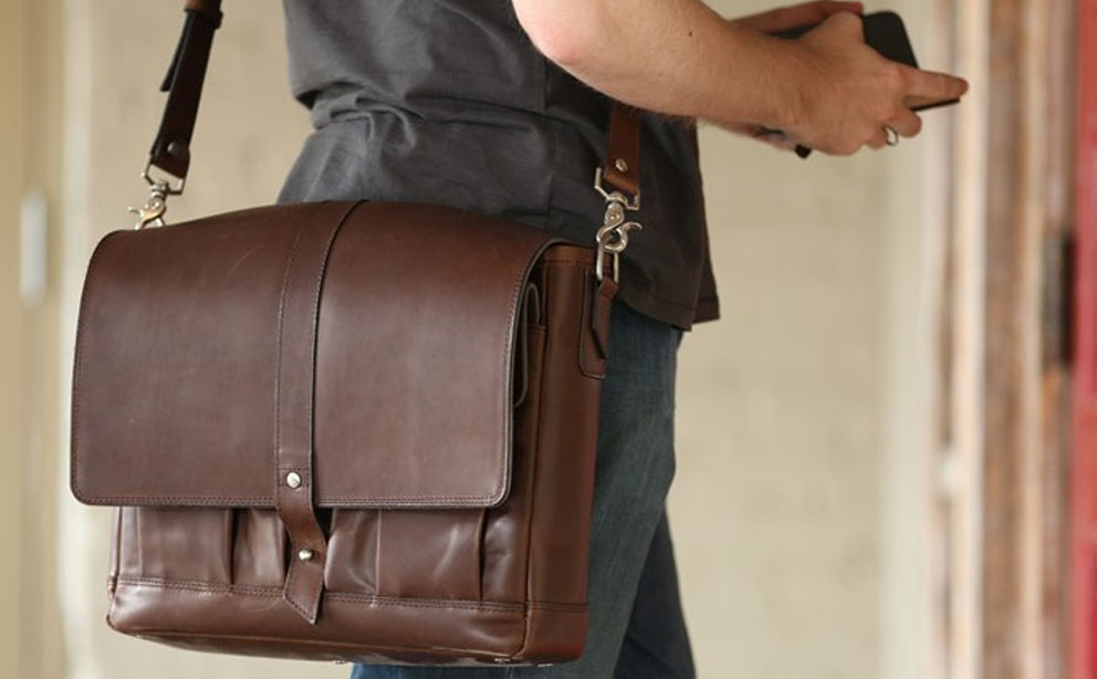Pad & Quill The Attache Bag image