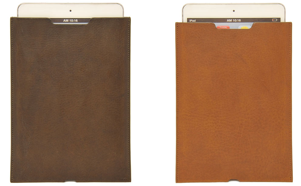 Bill Amberg iPad Mini Sleeve