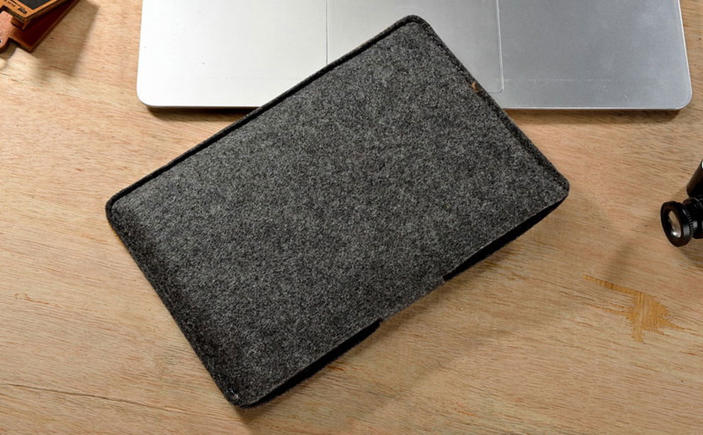 Feel Home Leather iPad Sleeve image