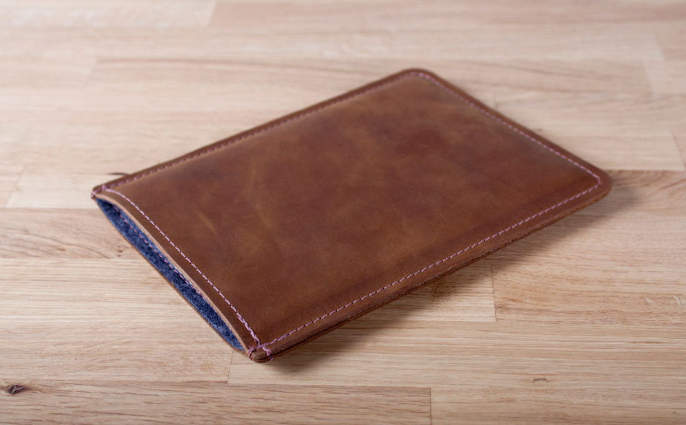 MintCases Handmade Leather review