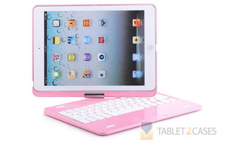 Cooper Kai S360 Apple iPad Air Clamshell Keyboard Case