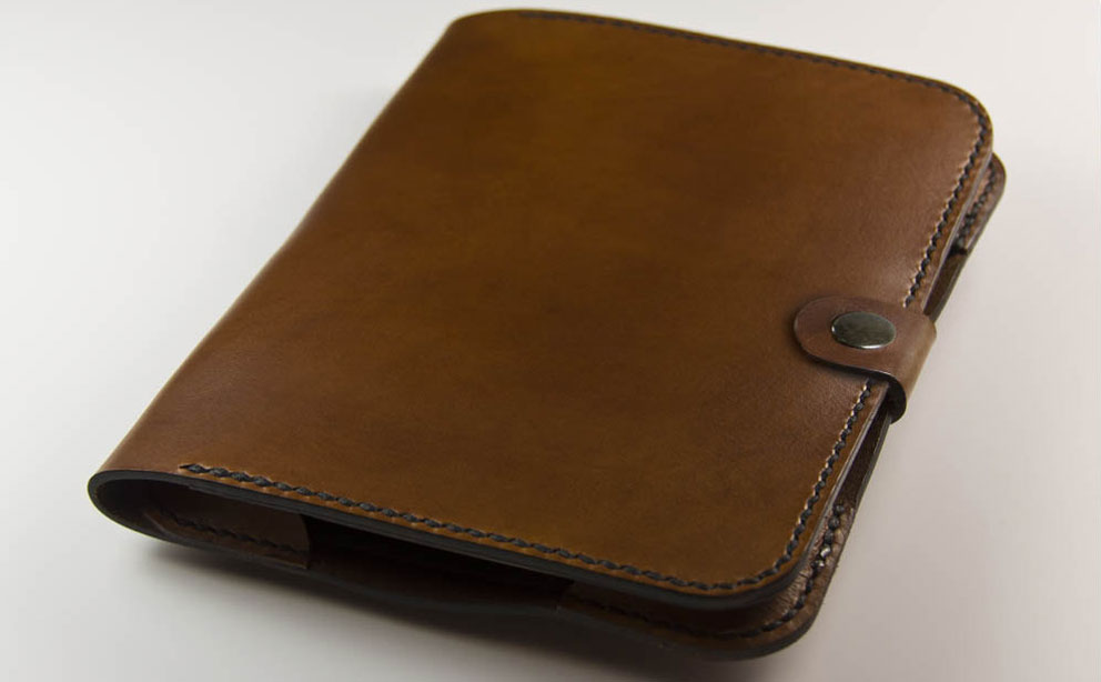 HAND and HIDE Leather Cover
